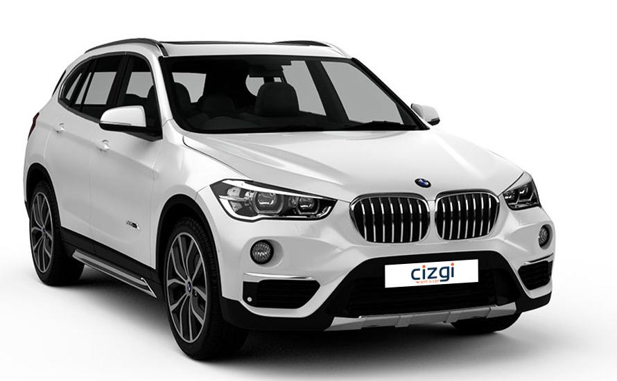 BMW X1 ترس ديزل أوتوماتيكي