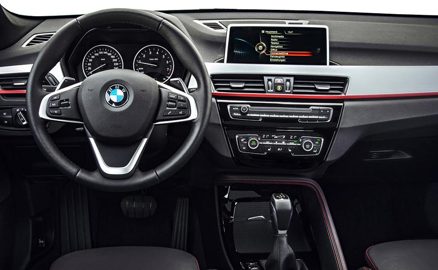 BMW X1 Дизель Автоматическая