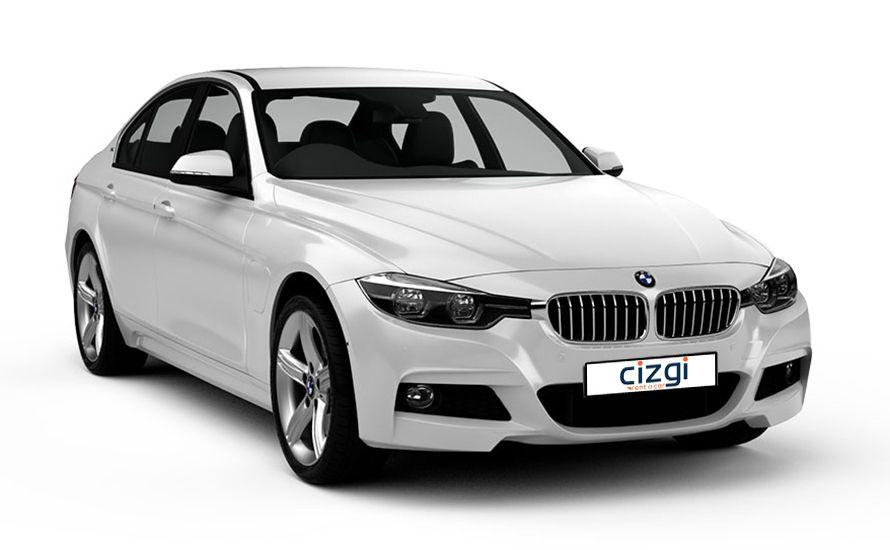 BMW 3.20 Dizel Otomatik