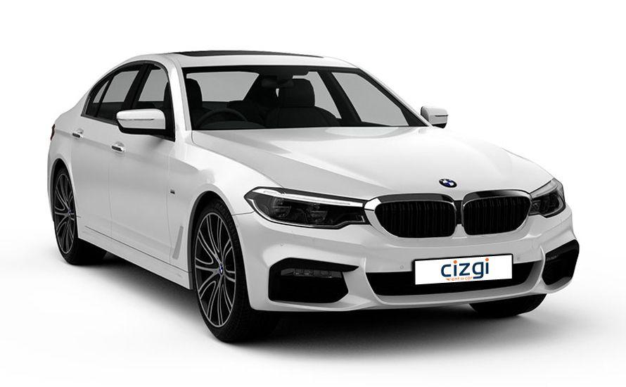 BMW 5.20İ Automatique à Essence