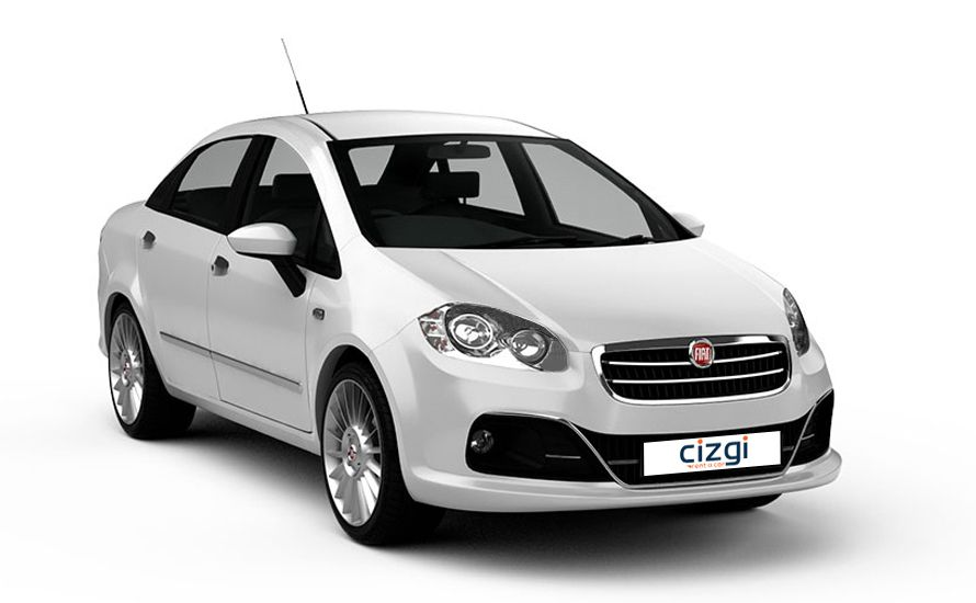 Fiat Linea دليل البنزين والعتاد