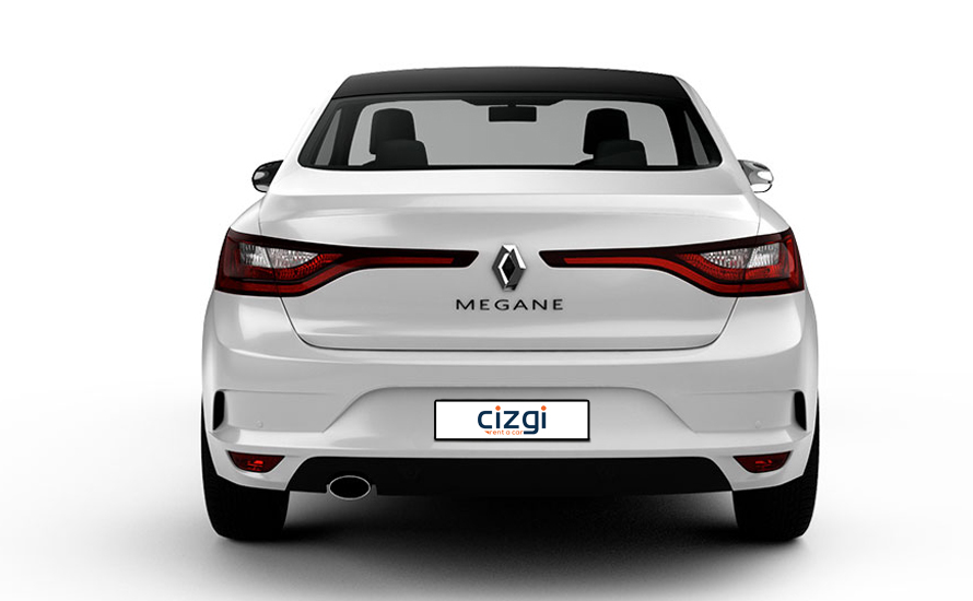 Renault Megane Benzine Handgeschakeld
