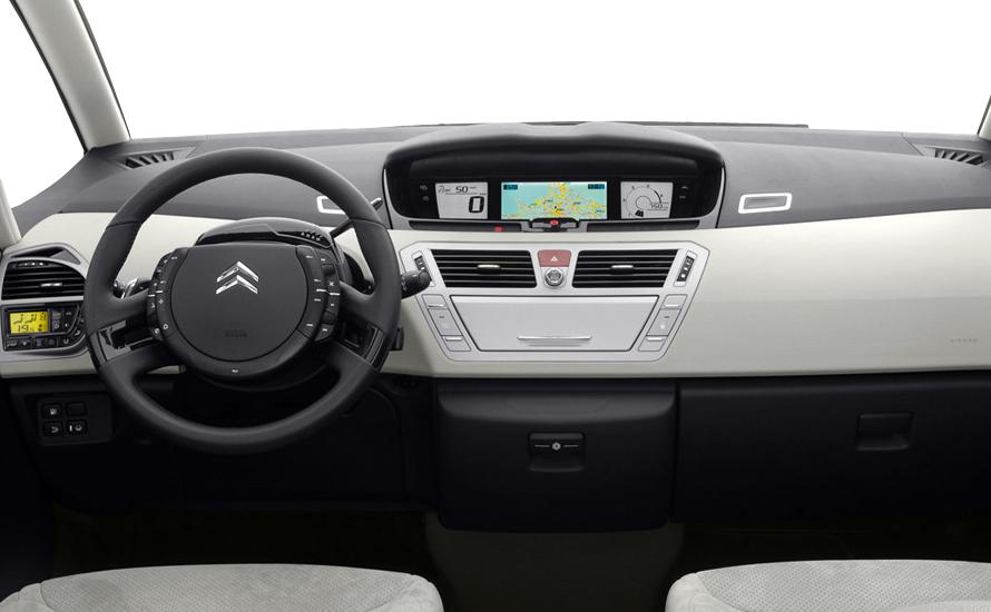 Citroen C4 Grand Picasso 5 Seats Diesel Automatisch