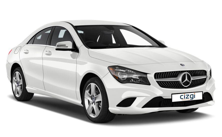 Mercedes CLA 180 Diesel Automatisch