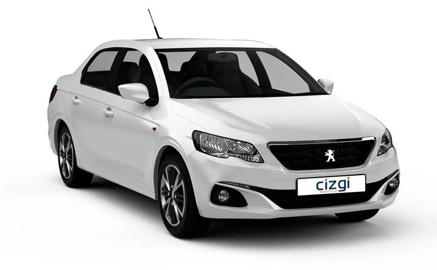Peugeot 301 Benzine Handgeschakeld