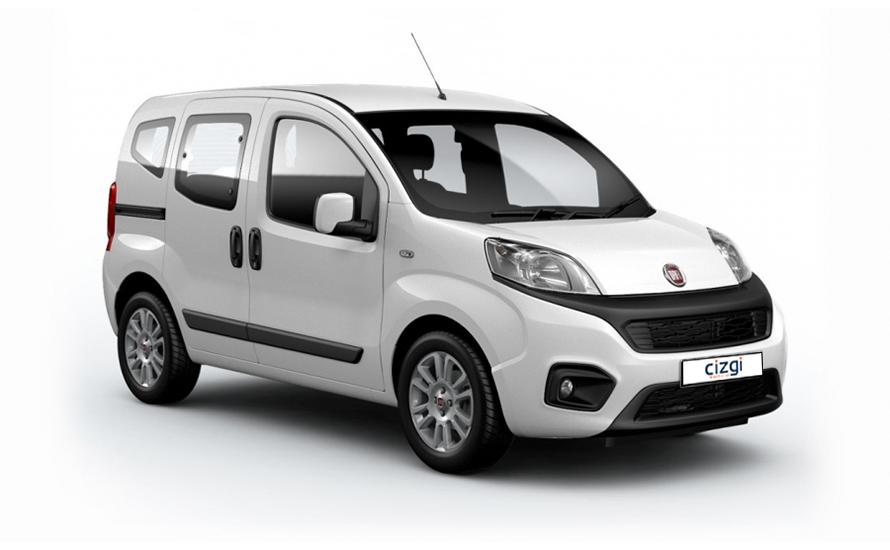 Fiat Fiorino Diesel Handgeschakeld