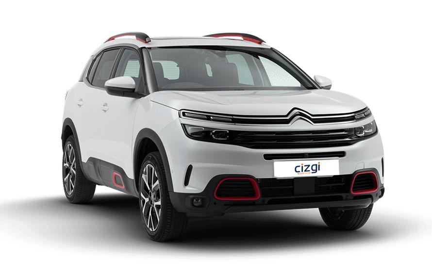 Citroen C5 Aircross Diesel Automatisch
