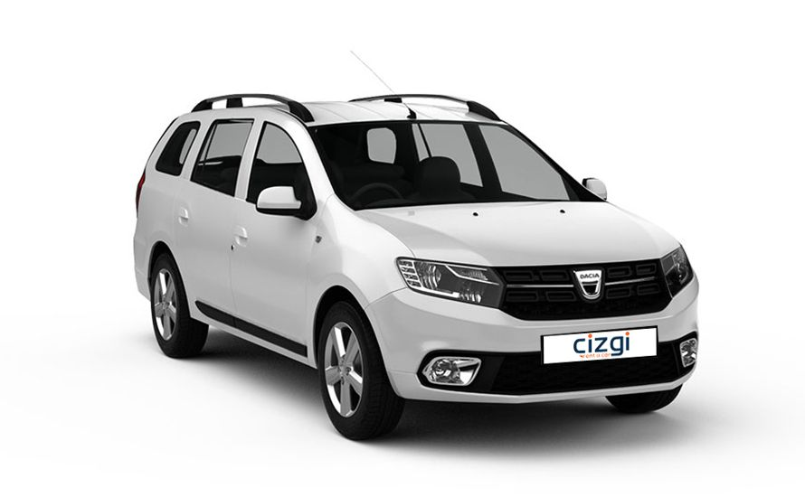 Dacia Logan MCV ترس ديزل يدوي