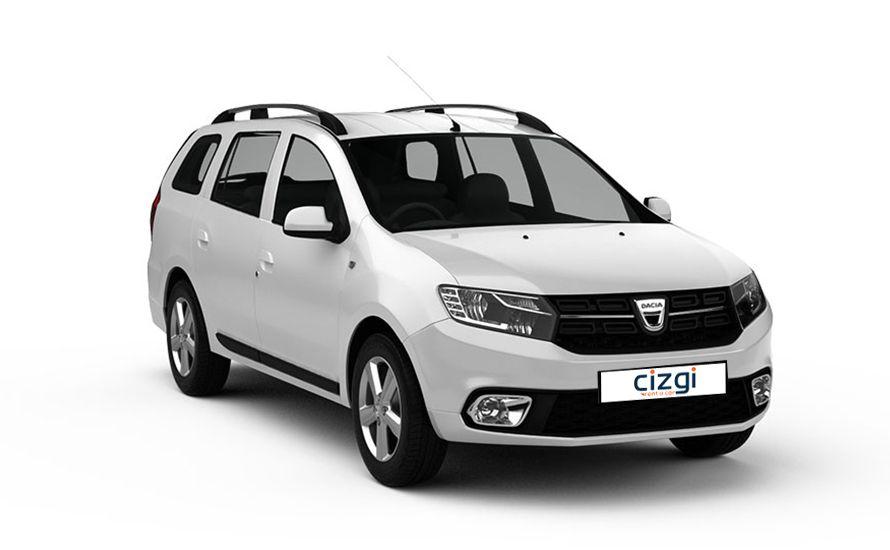 Dacia Logan MCV Дизель руководство