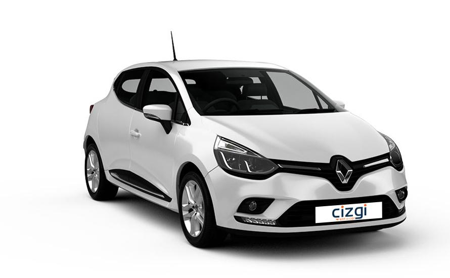 Renault Clio Hatchback Diesel Manual