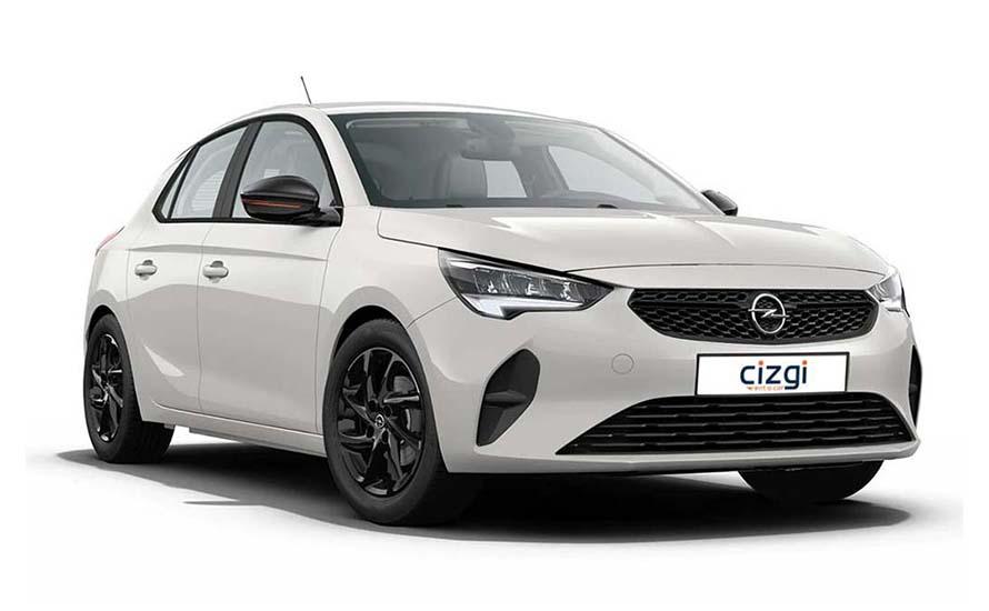 Opel Corsa البنزين التلقائي