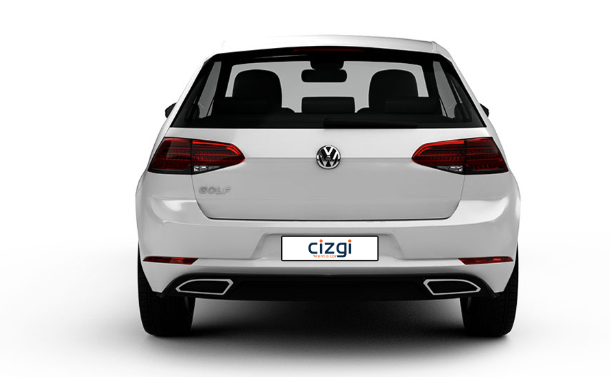 Volkswagen Golf Diesel Manuel