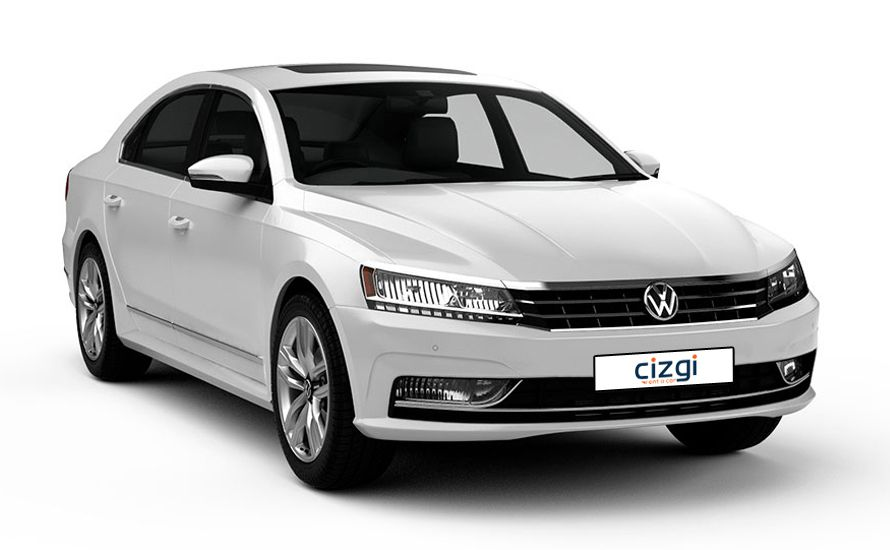 Volkswagen Passat TDI Comfortline ترس ديزل أوتوماتيكي