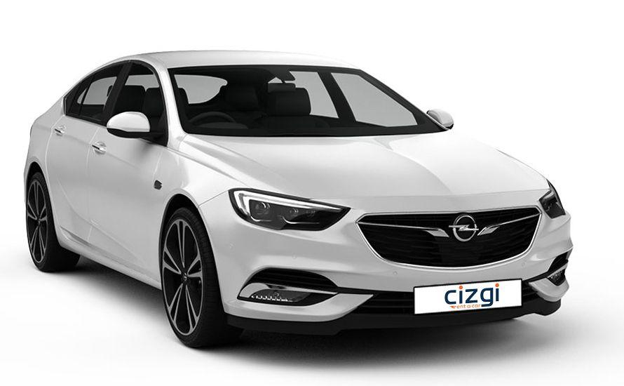 Opel İnsignia Dizel Otomatik
