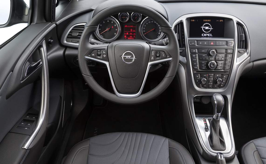Opel Astra Diesel Automatisch Sedan