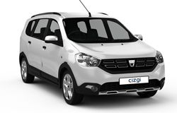 Dacia Lodgy 7 Seats