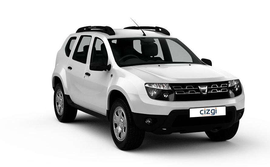 Dacia Duster Diesel Automatic