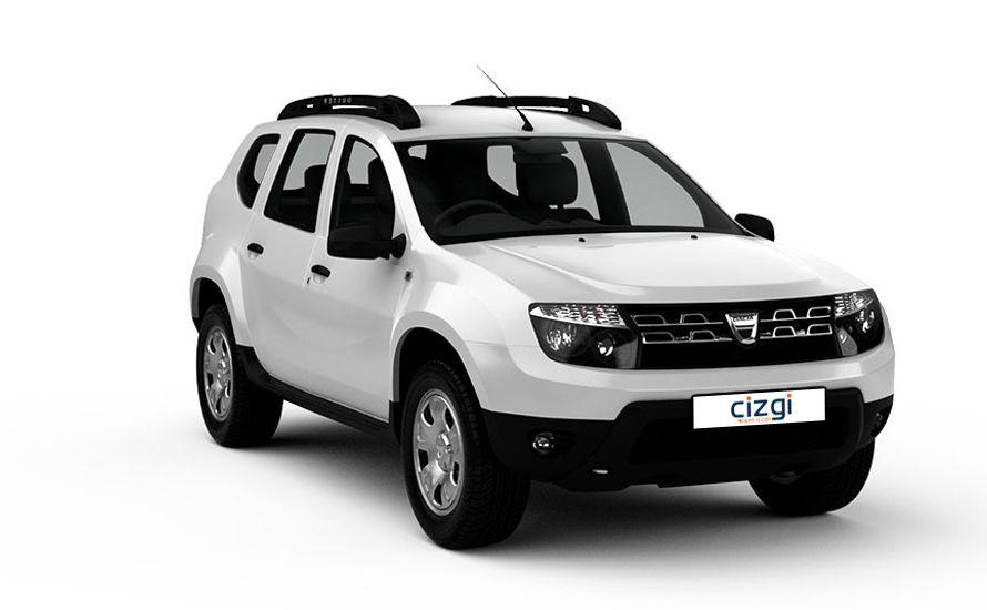 Dacia Duster Дизель Автоматическая