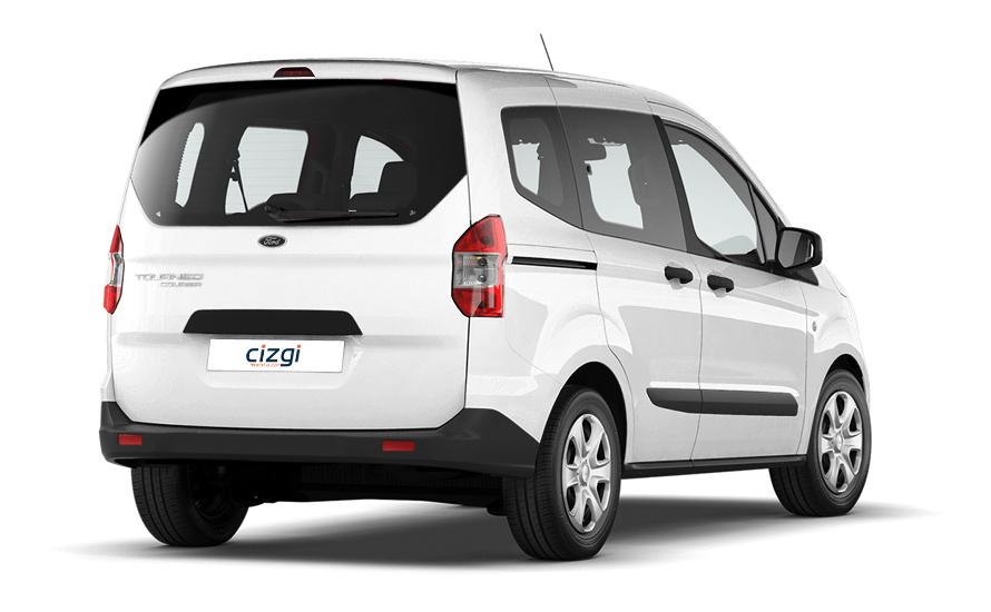 Ford Courier Diesel Handgeschakeld