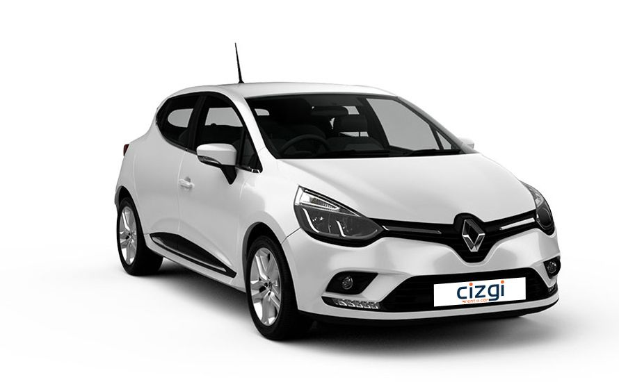 Renault Clio HB Дизель Автоматическая