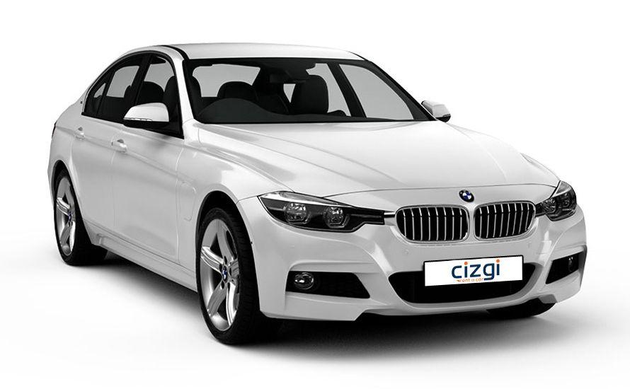 BMW 3.18 D Dizel Otomatik