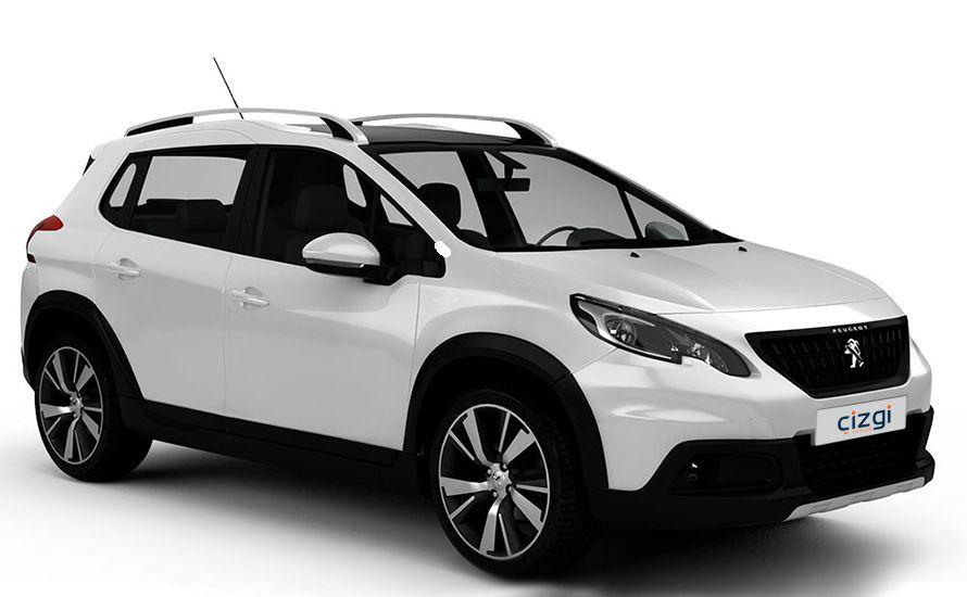 Peugeot 2008 ترس ديزل أوتوماتيكي