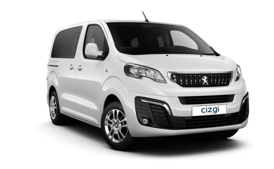 Peugeot Expert Traveller ترس ديزل أوتوماتيكي