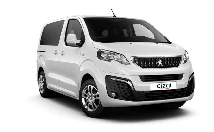 Peugeot Traveller Diesel Handgeschakeld
