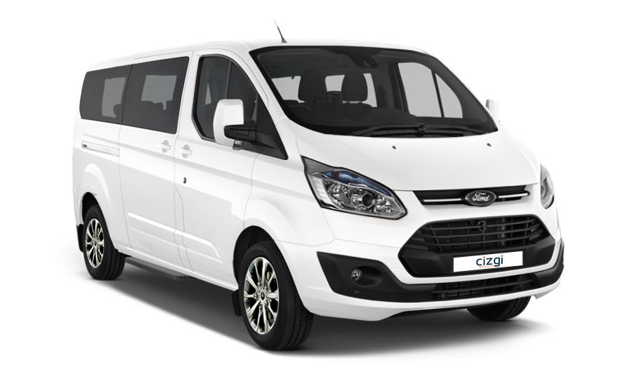 Ford Transit Tourneo ترس ديزل يدوي