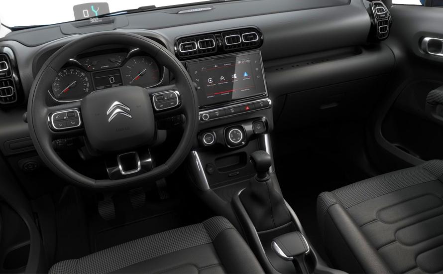 Citroen C3 Aircross Diesel Manual