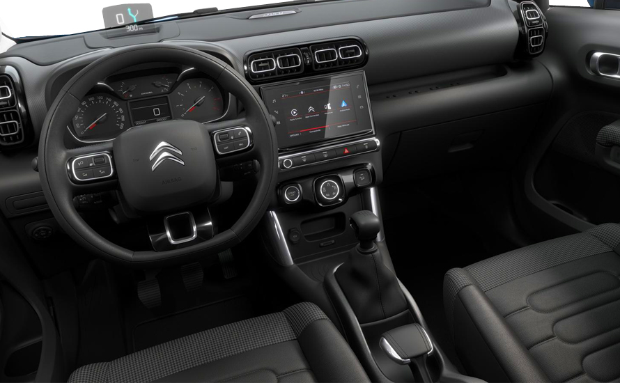Citroen C3 Aircross Дизель руководство