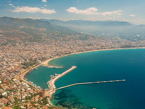 Antalya'nın Gezilecek Yerleri