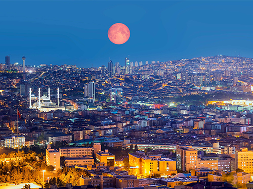 5 Places You Must See in Ankara