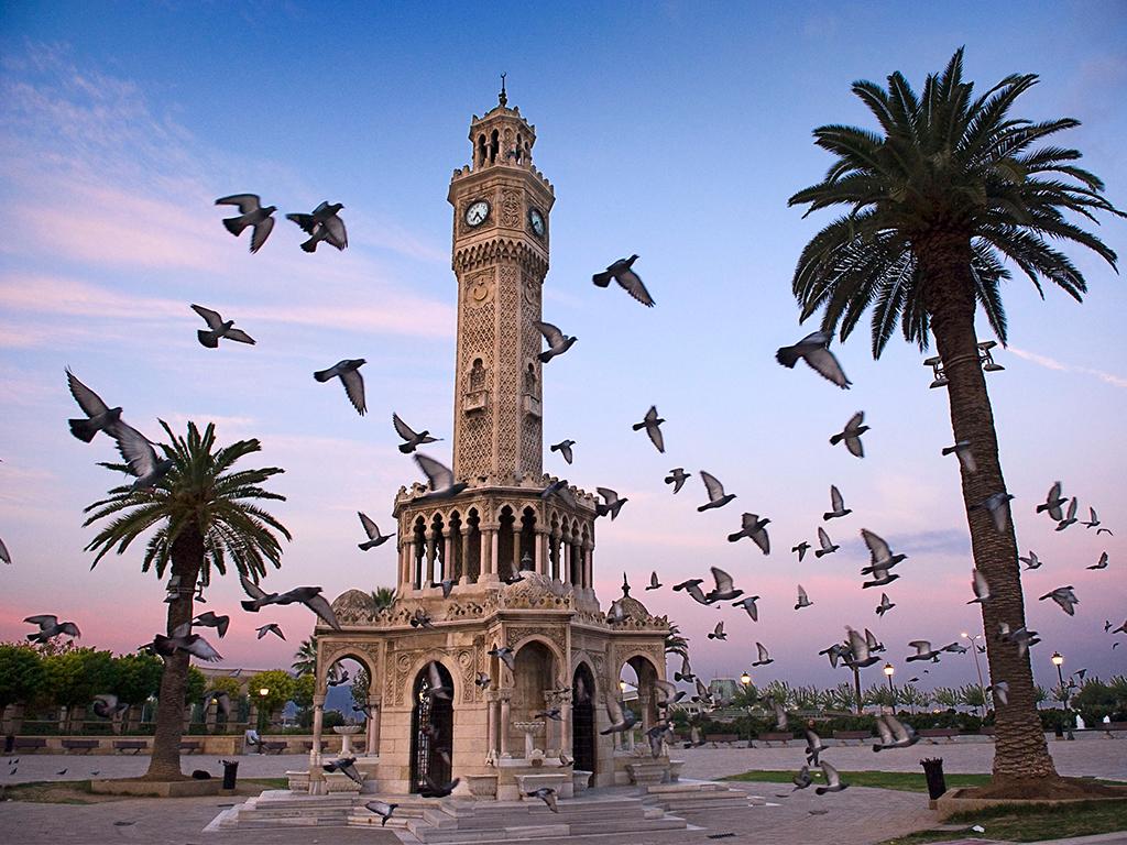 The Pearl of Aegean: Izmir